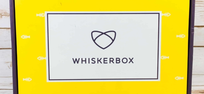 Whiskerbox January 2018 Subscription Box Review + Coupon