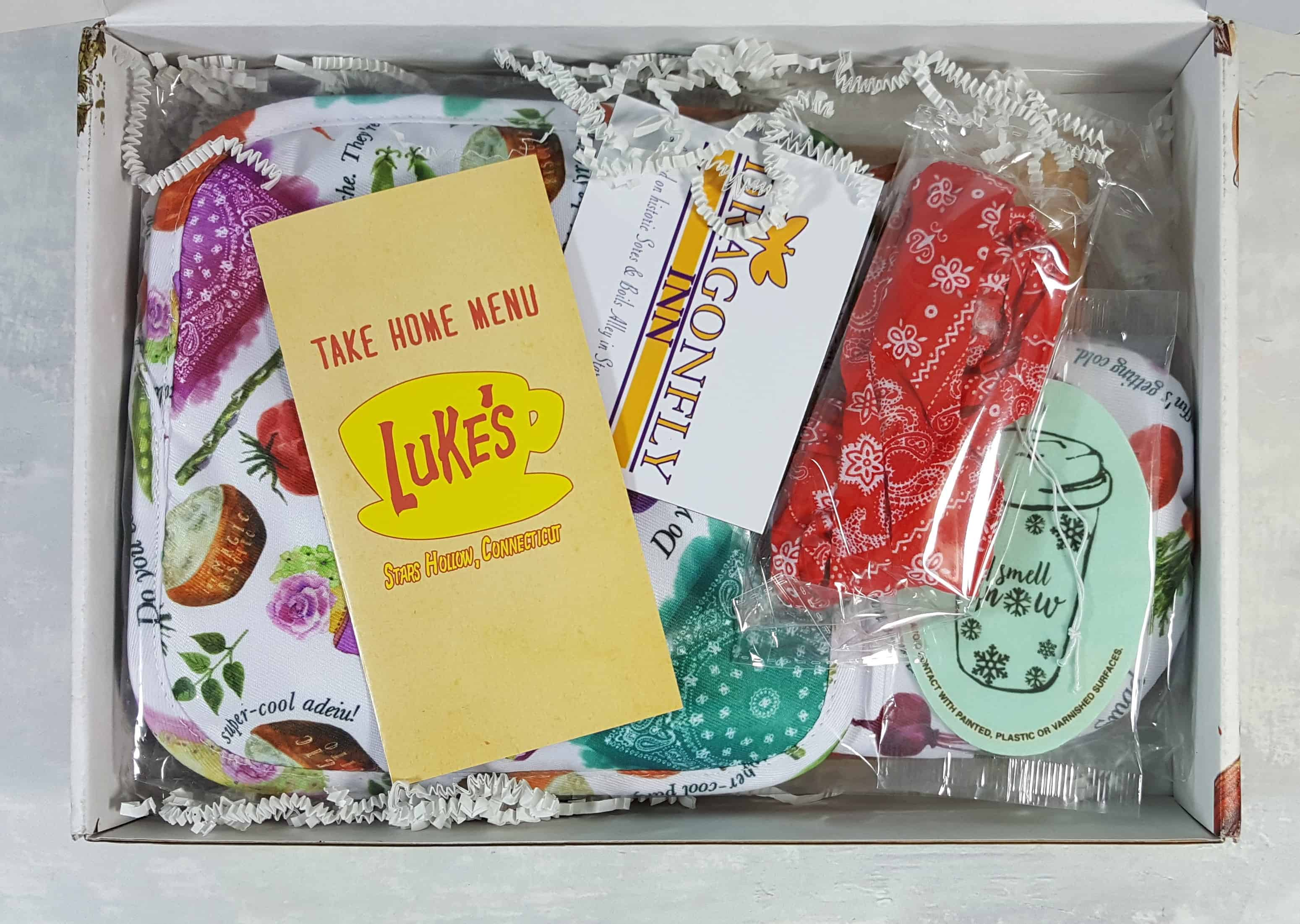 Stars Hollow Monthly Subscription Box Review – November 2017