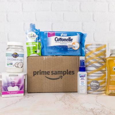 Amazon Prime Household Sample Box Review – January 2018