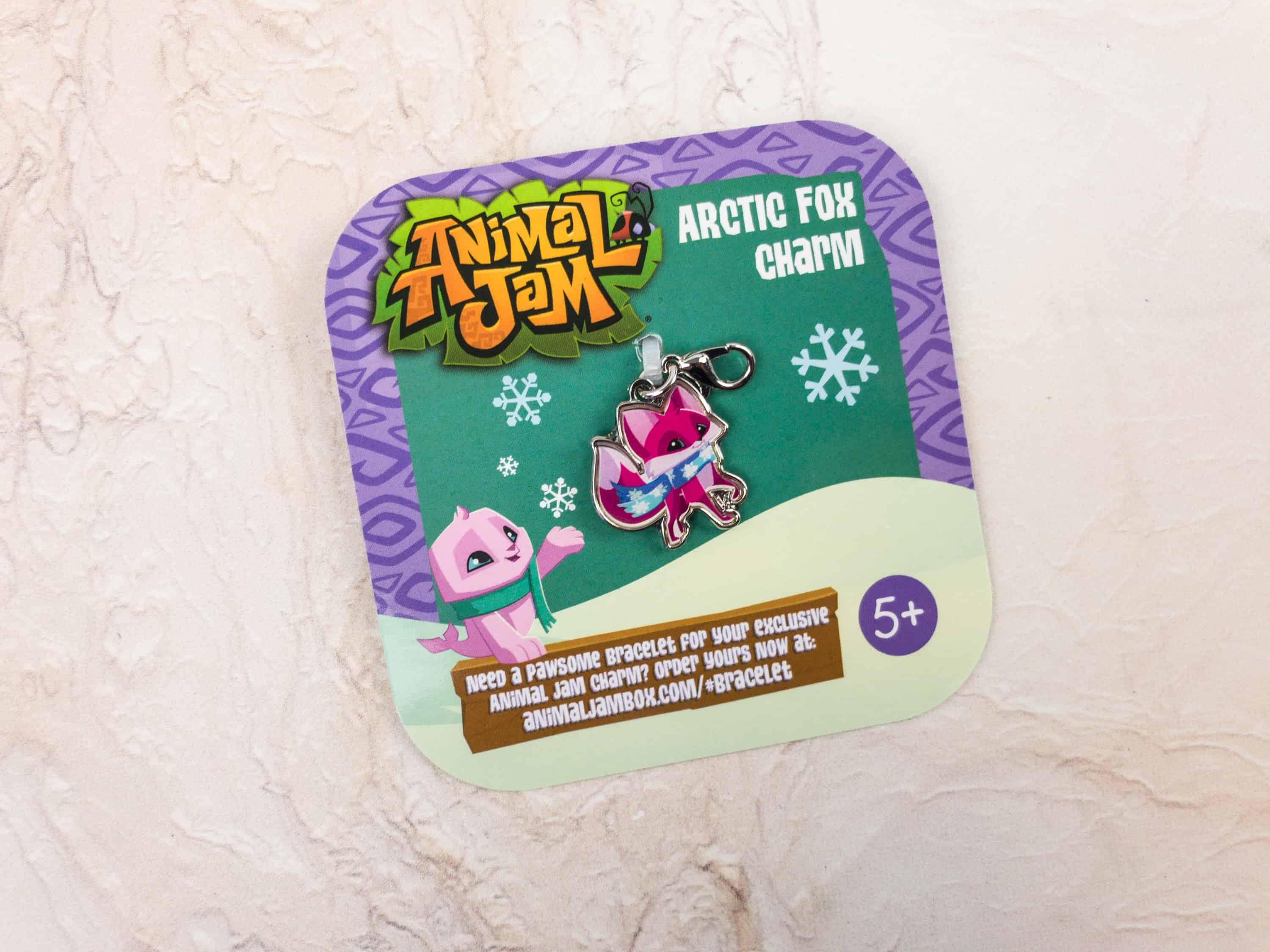 Animal Jam Box Winter 2017 Review Hello Subscription