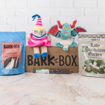 Barkbox coupon code dec 2018