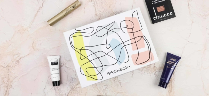 January 2018 Birchbox Subscription Box Review + Coupon