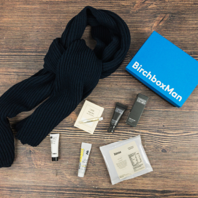 Birchbox Man February 2018 Subscription Box Review
