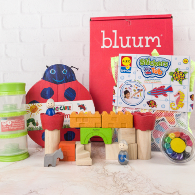 Bluum December 2017 Subscription Box Review + Coupon