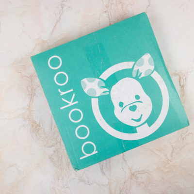 Bookroo Junior January 2018 Subscription Box Review