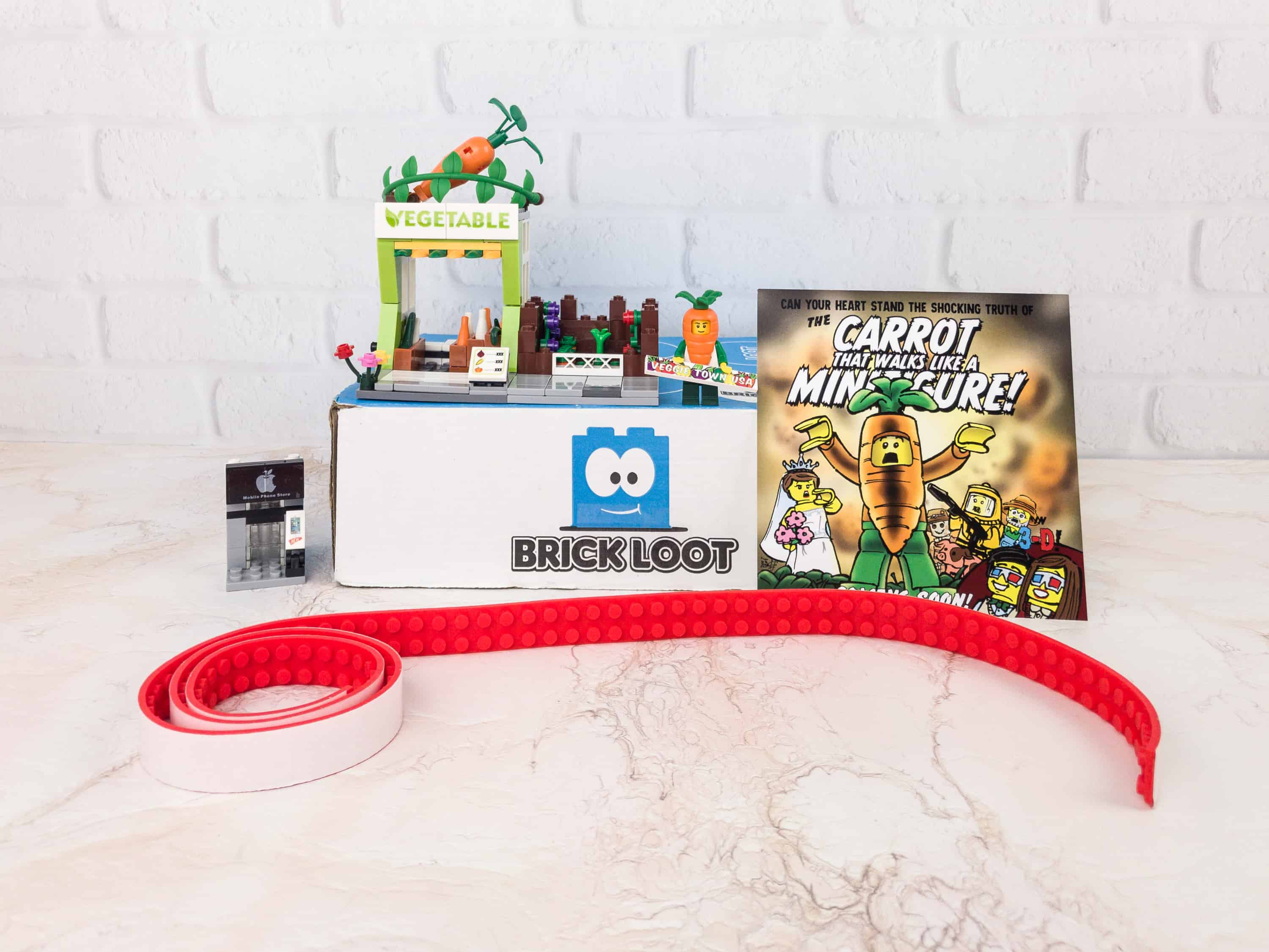 Brick Loot January 2018 Subscription Box Review & Coupon