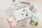 Busy Bee Stationery Subscription Box Review – January 2018