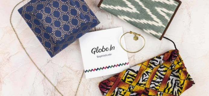 January 2018 GlobeIn Artisan Box Club Subscription Box Review + Coupon – SOPHISTICATE!