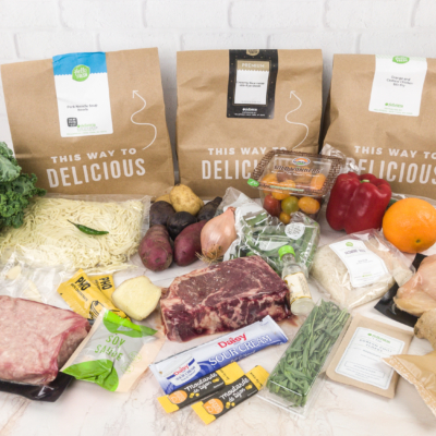 January 2018 Hello Fresh Subscription Box Review + Coupon! – Classic
