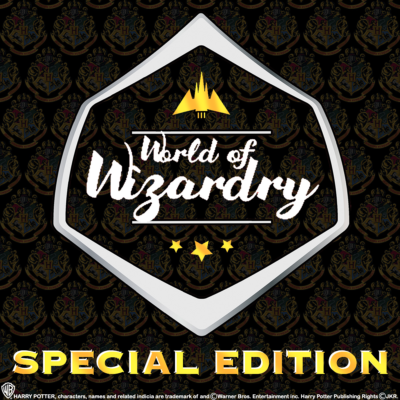 New Geek Gear World of Wizardry Limited Edition Box!