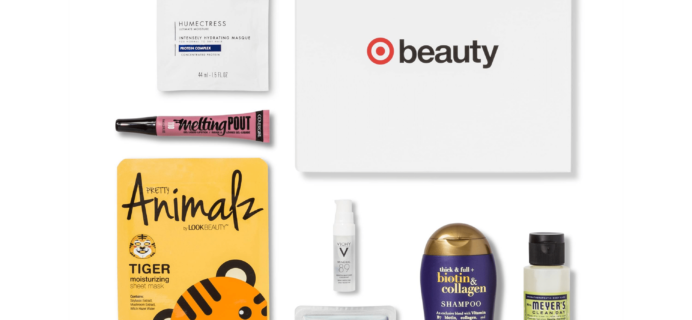 January 2018 Target Beauty Boxes Available Now!