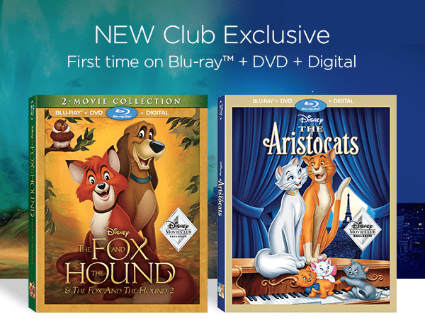 Disney Movie Club January 2018 Selection Time + 4 Movies for $1 Deal!