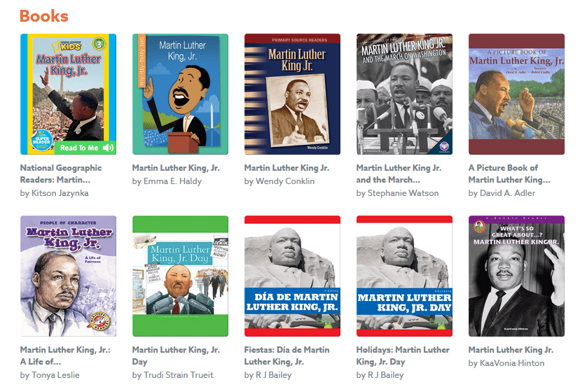 Epic! Kids Books – Martin Luther King, Jr. Collection Added + Coupons!