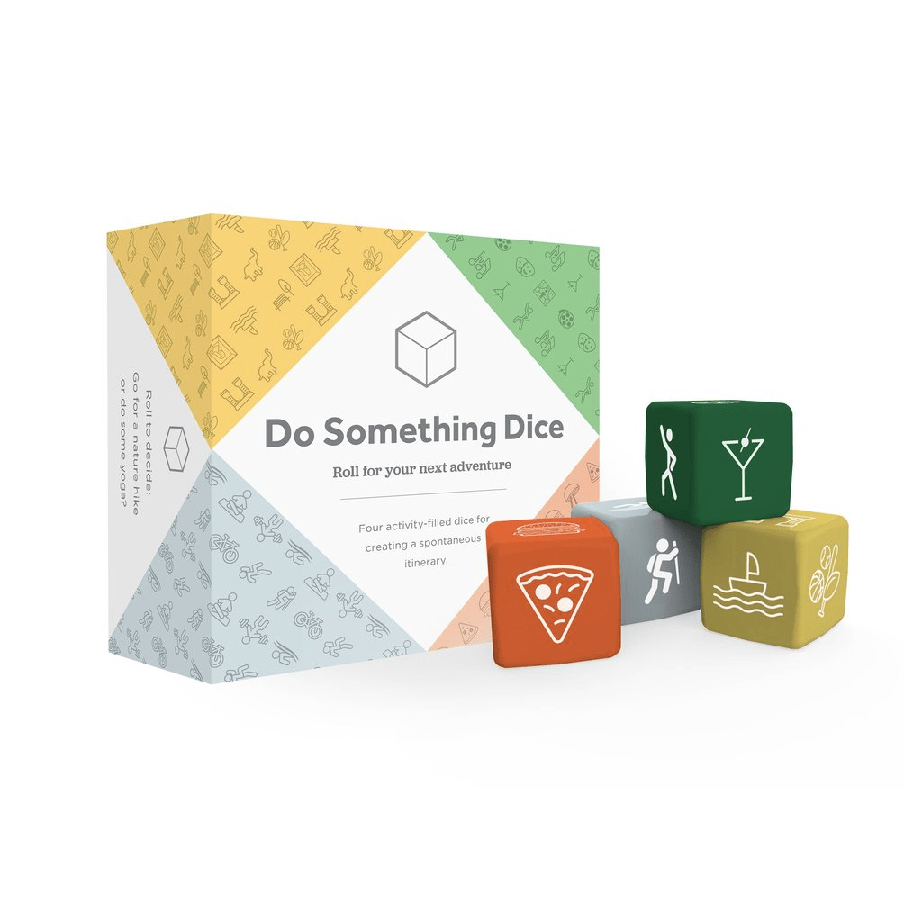 Birchbox Man Coupon:  FREE set of Do Something Dice With Subscription!