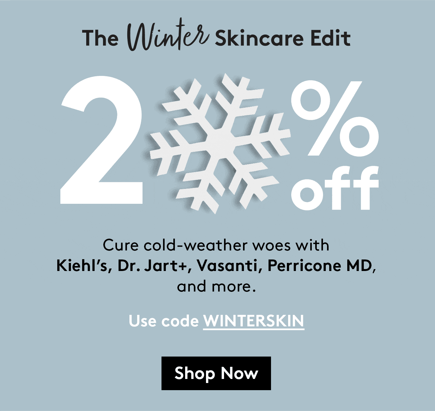 Birchbox Coupons: 20% Off Winter Skincare! LAST DAY!