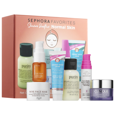 New Sephora Favorites Kits Available Now: Skincare Routine Kits!