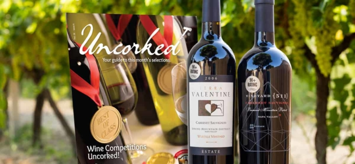 California Wine Club Coupons: Extra 20% Off Selected Wines & $1 Shipping!