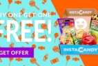 Instacandy Deal : Get $10 Off + Buy One, Get One Free!
