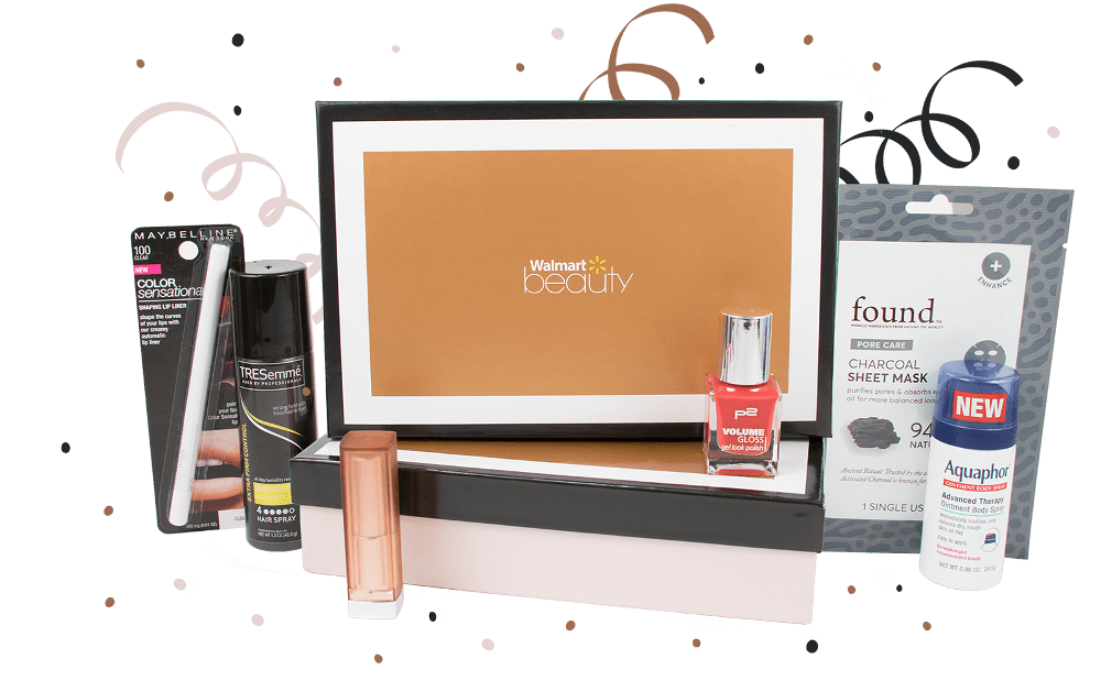 Walmart Beauty Box – Winter 2017-2018 Box Full Spoilers!