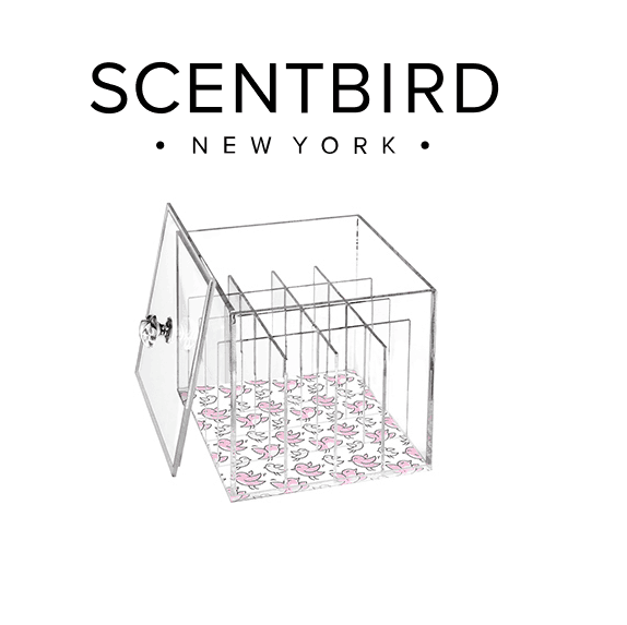 Scentbird Storage Boxes Now Available!