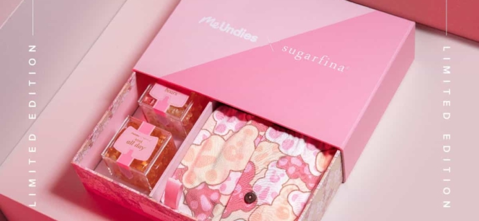 MeUndies x Sugarfina Limited Edition Candies Bento Box Available Now + Coupon!