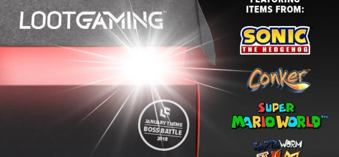Loot Anime & Loot Gaming Deal: Get Up To 40% Off!