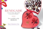 Vosges Haut-Chocolate Renegade Couture Heart Collection Available Now!