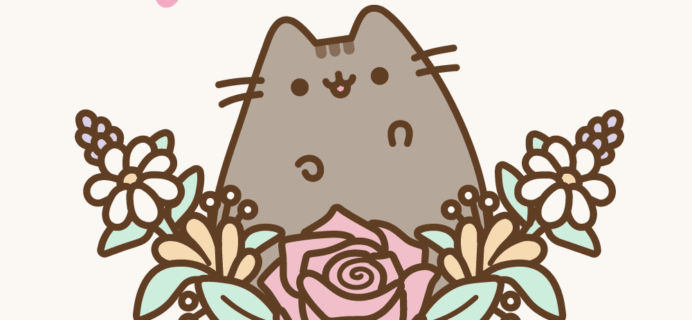 Pusheen Box Waitlist Open – Subscribe for Spring 2018 Box!