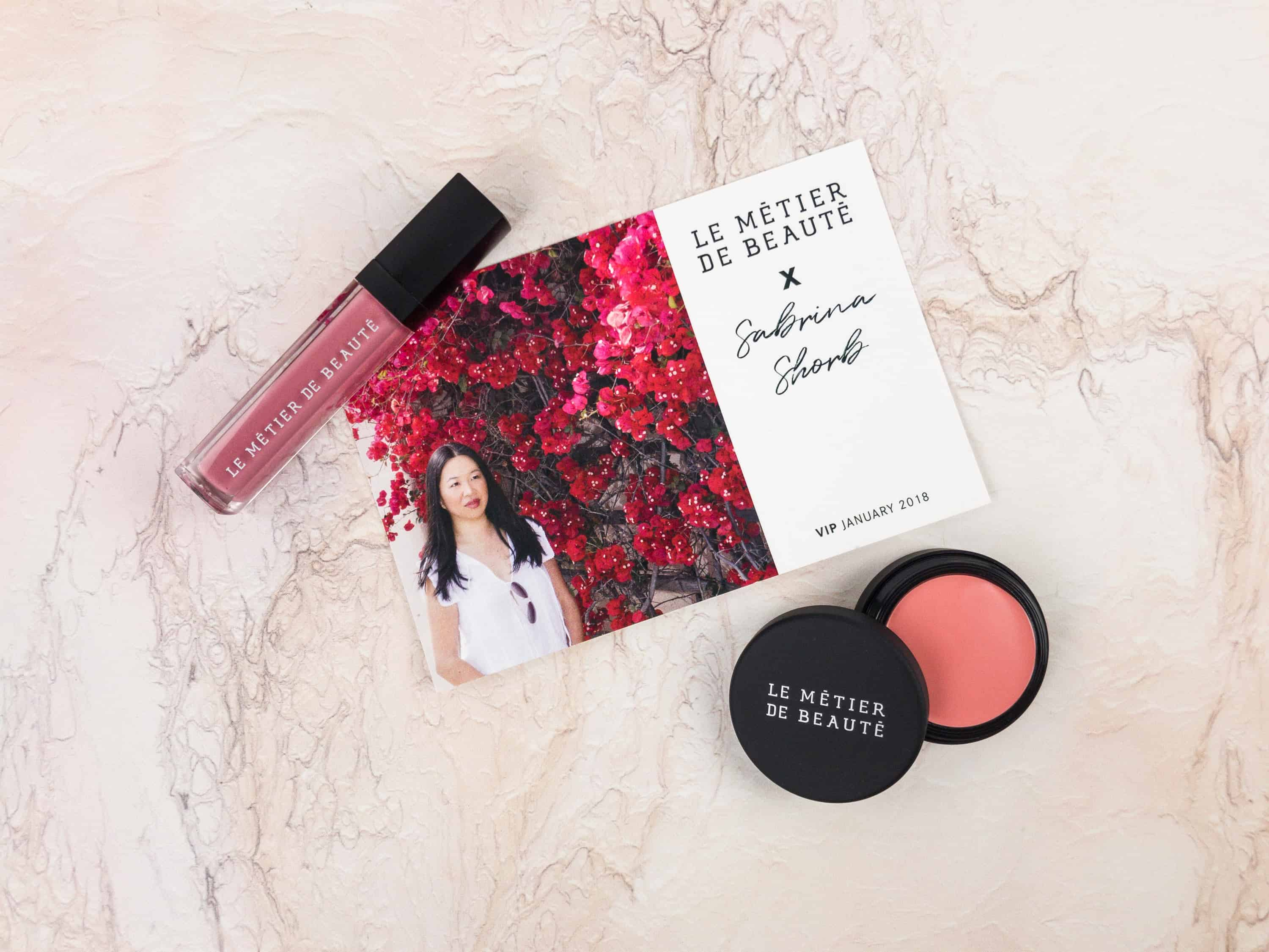 Le Métier de Beauté Beauty Vault VIP Subscription Box Review – January 2018
