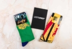 Loot Socks by Loot Crate December 2017 Subscription Box Review & Coupon