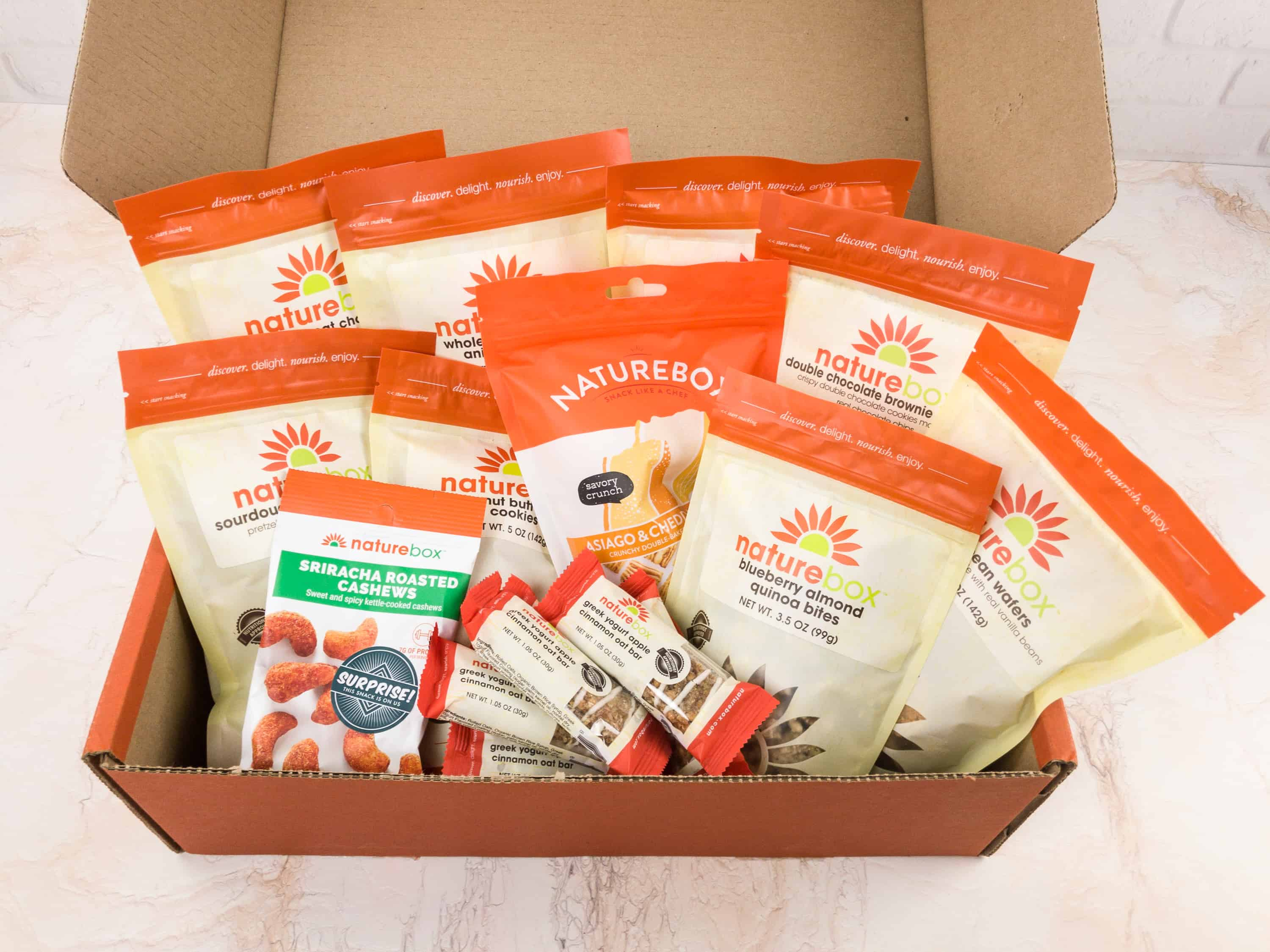 NatureBox Club Review & Coupon – January 2018