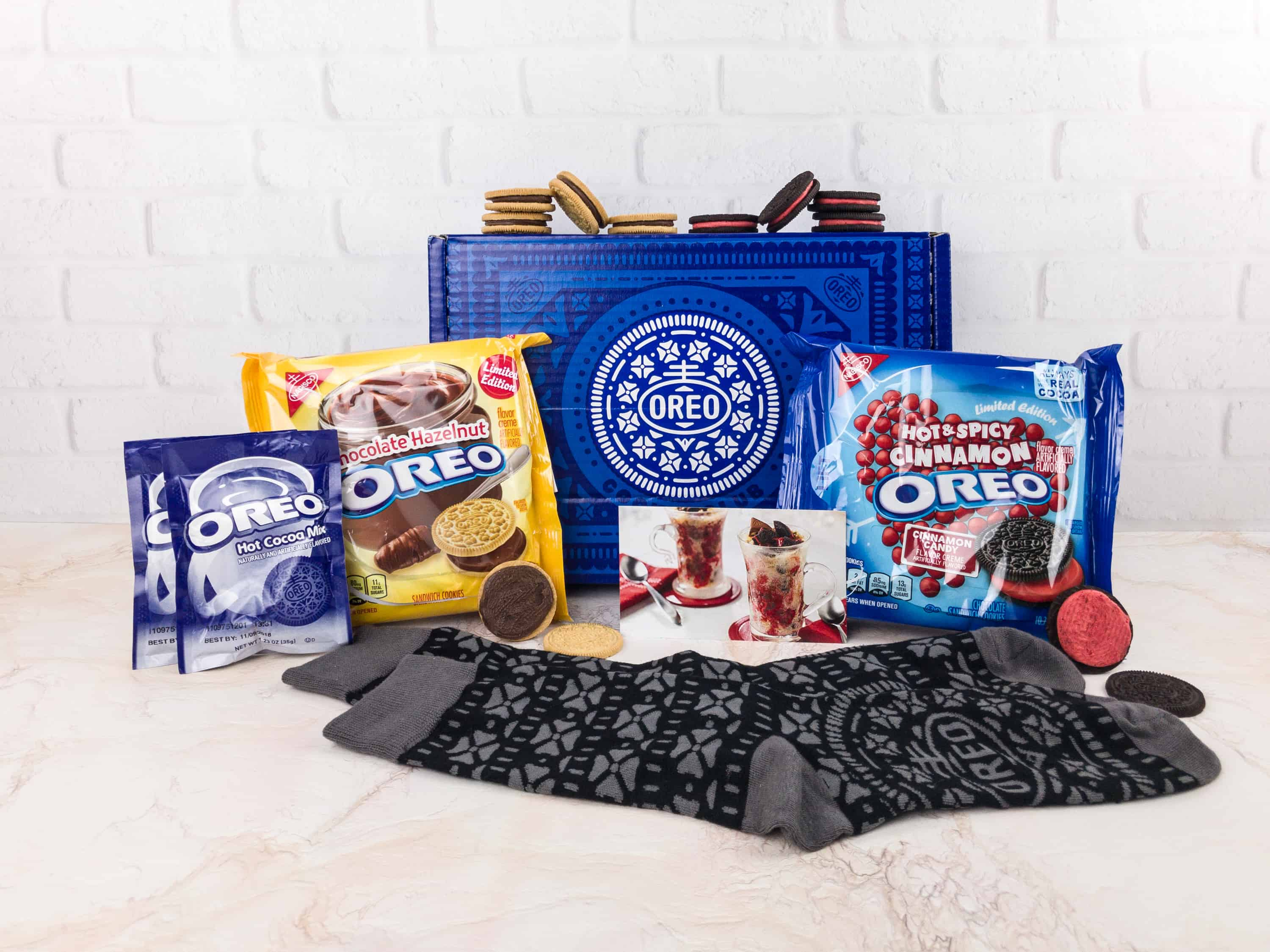 Oreo Cookie Club January 2018 Subscription Box Review