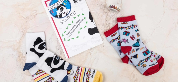 Panda Pals January 2018 Subscription Review & Coupon