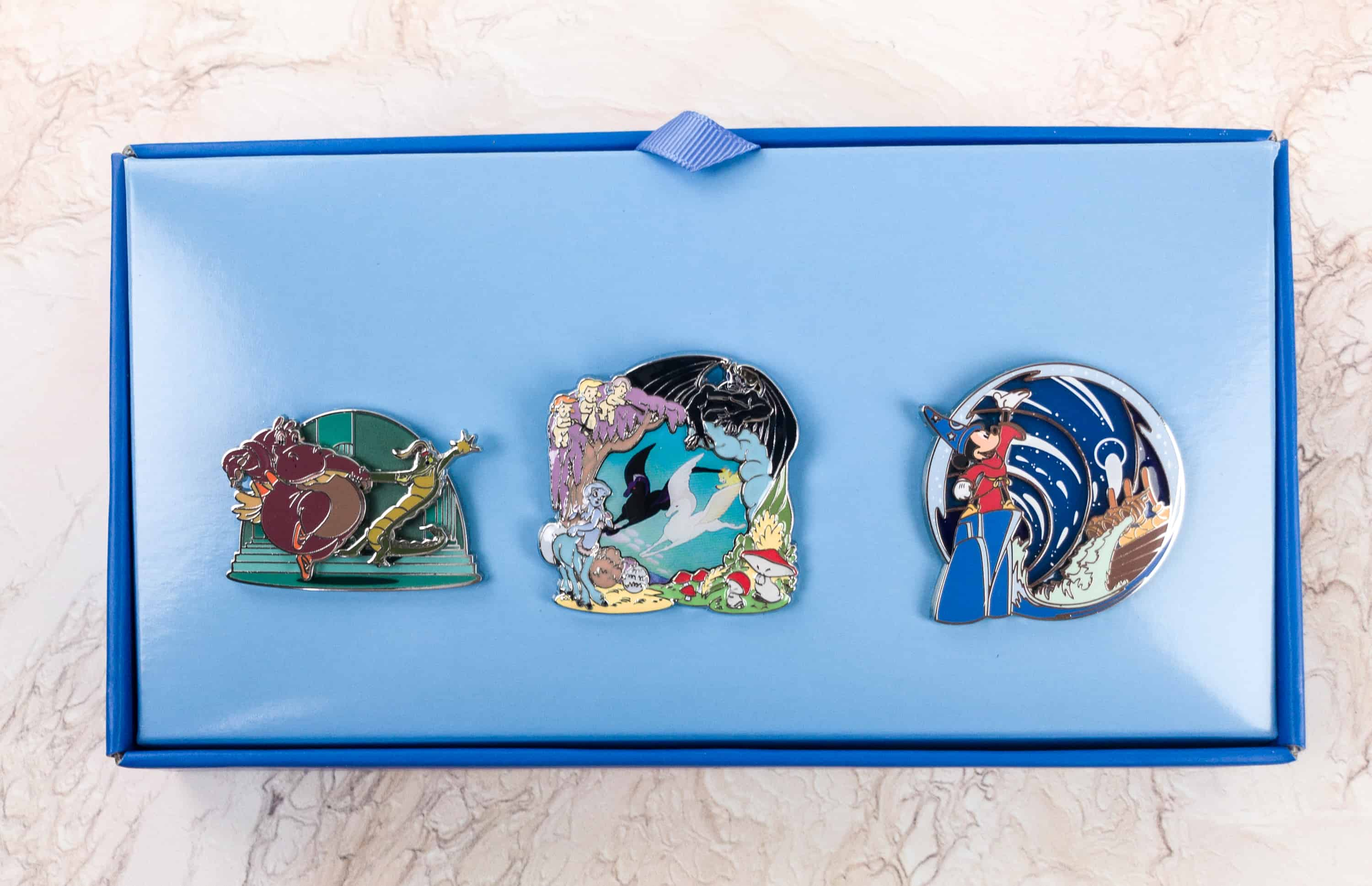 Disney Park Pack Pin Edition 3.0 January 2018 Subscription Box Review