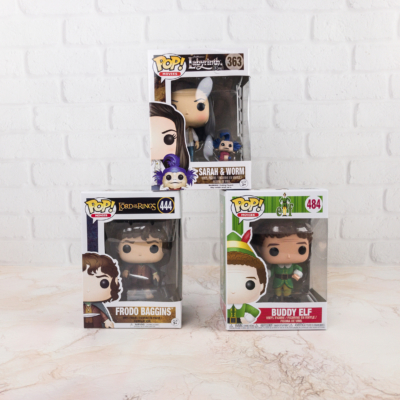 Pop In A Box February 2018 Funko Subscription Box Review & Coupon