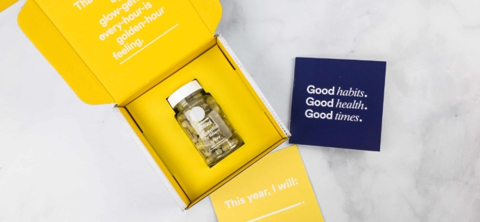 Ritual Vitamins Subscription Box Review