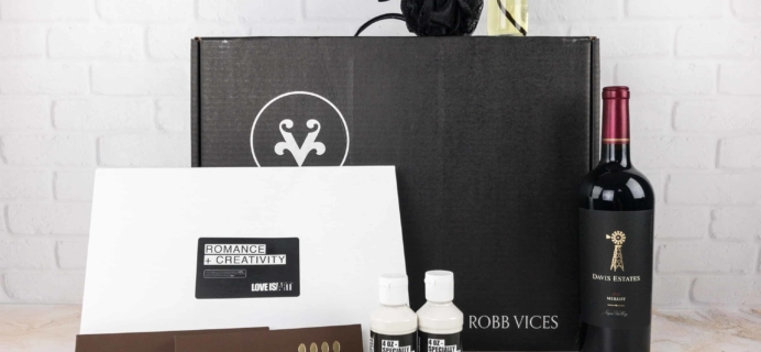 Robb Vices Bonus Box Review + Coupon