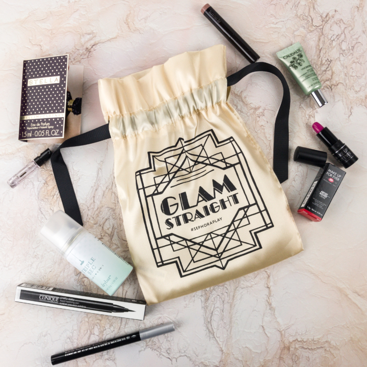 Play By Sephora December 2017 Subscription Box Review