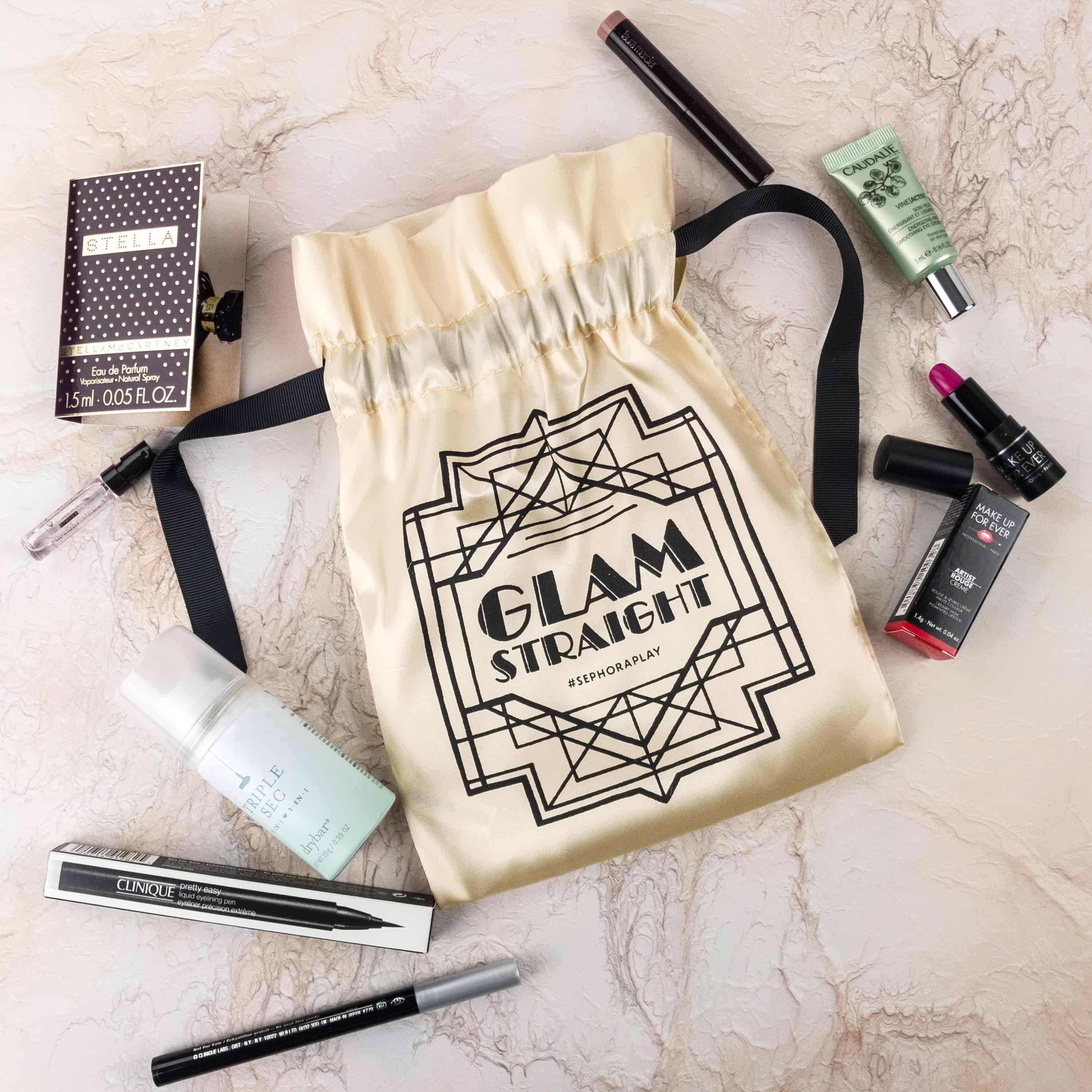 Play! by Sephora December 2017 Subscription Box Review