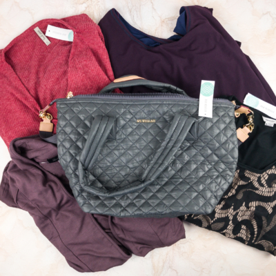 February 2018 Stitch Fix Subscription Box Review