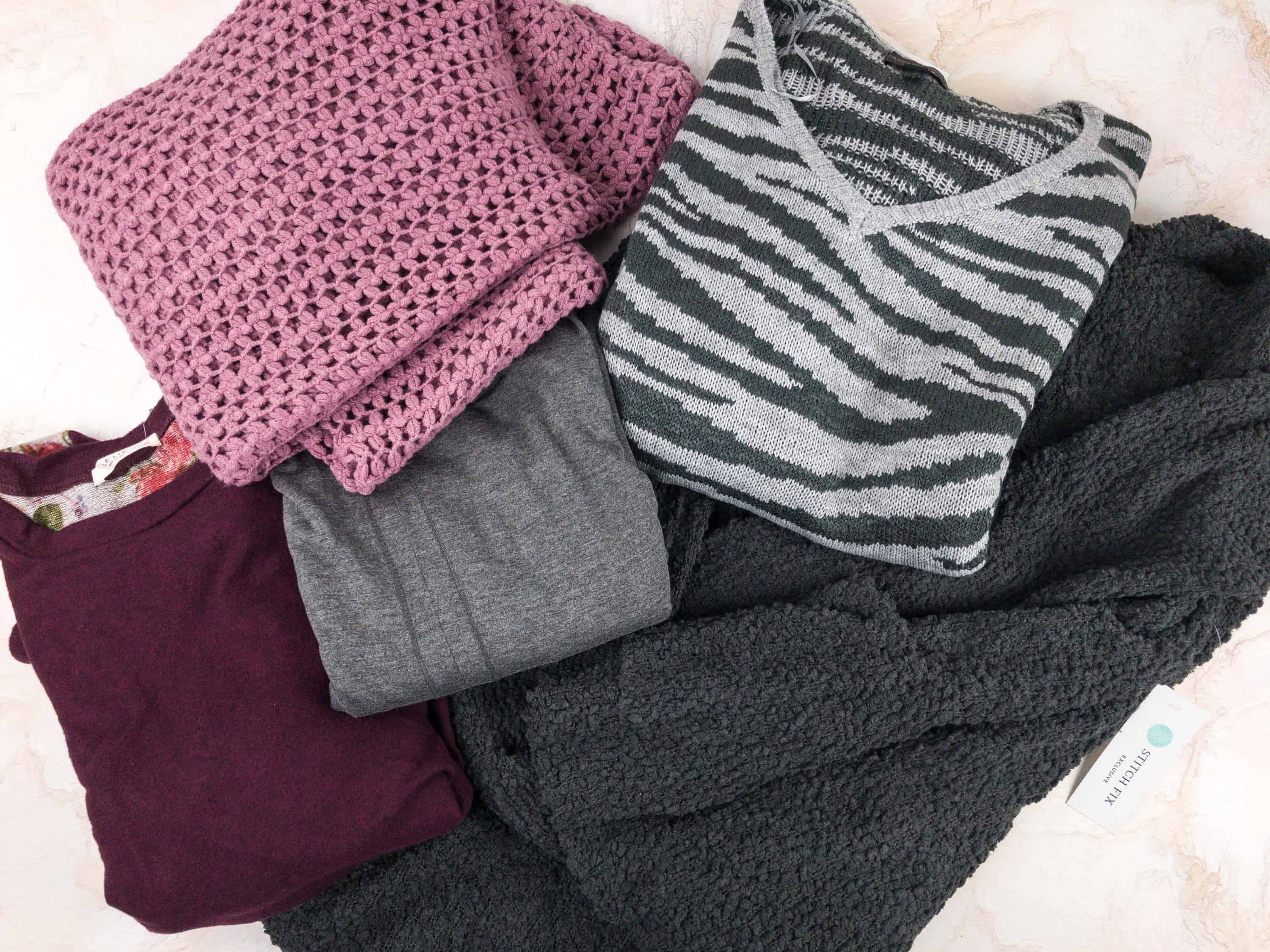 January 2018 Stitch Fix Subscription Box Review {Maternity} + Try It Free Deal!