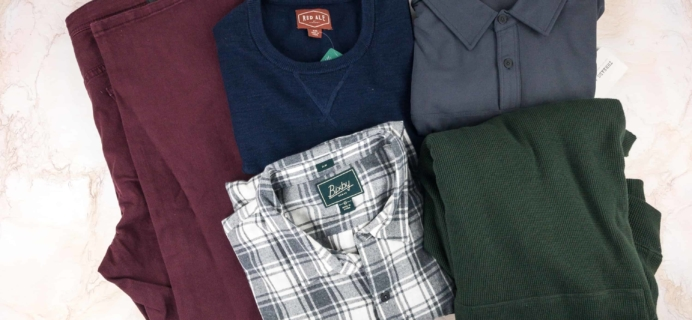 Stitch Fix Men February 2018 Review