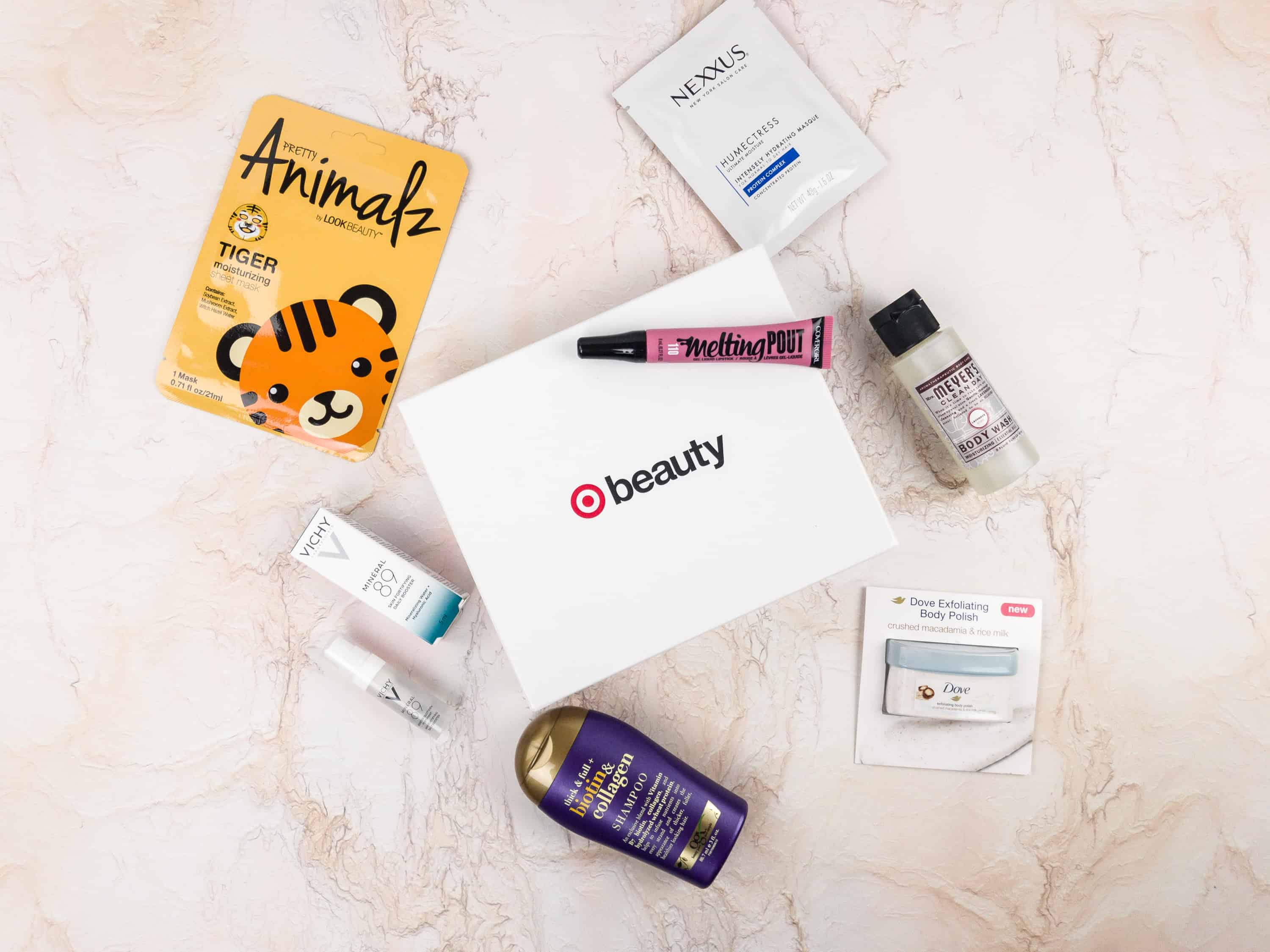 Target Beauty Box January 2018 Review