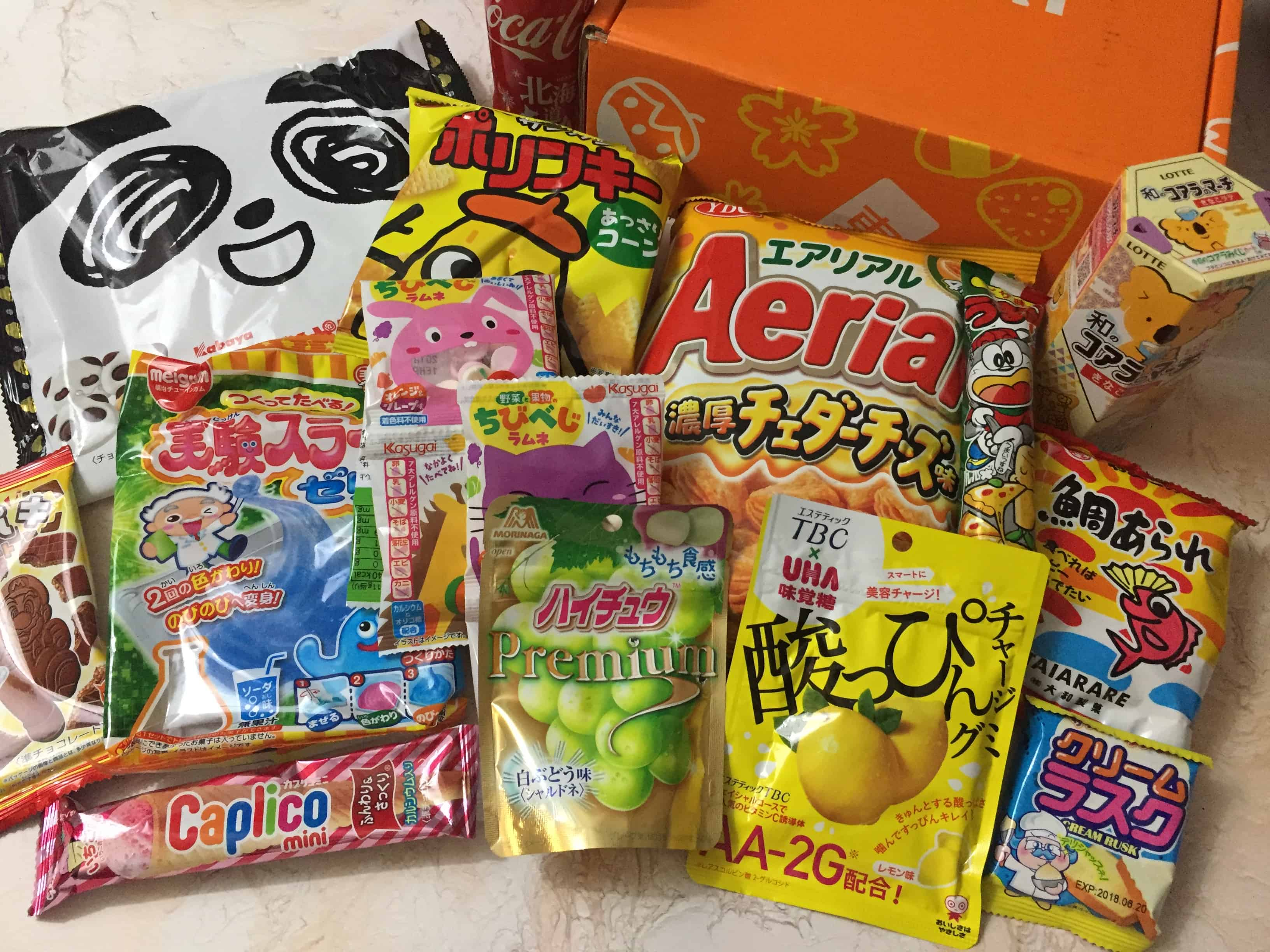 Tokyo Treat January 2018 Subscription Box Review + Coupon