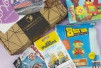 Toy Box Monthly January 2018 Subscription Box Review