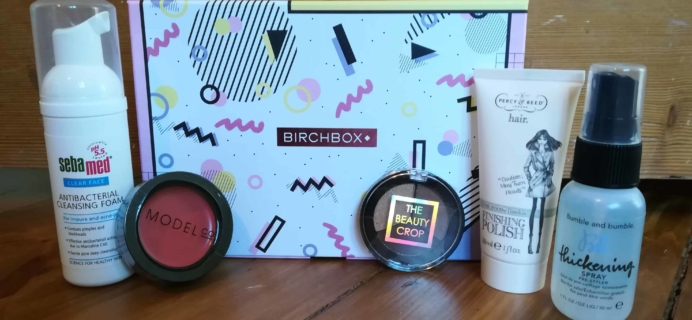 Birchbox UK Subscription Box Review – February 2018