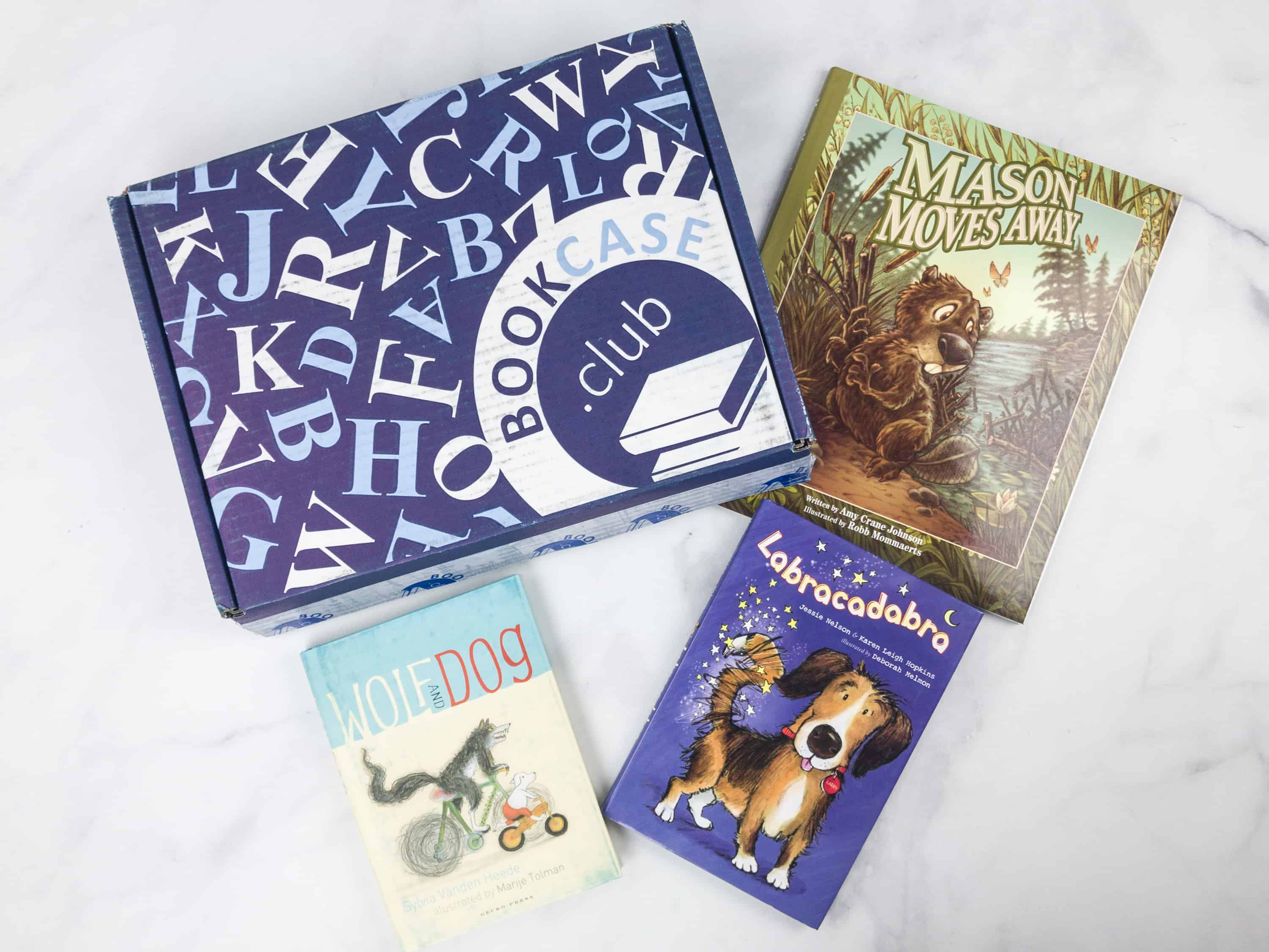 Kids BookCase Club February 2018 Subscription Box Review + Coupon!