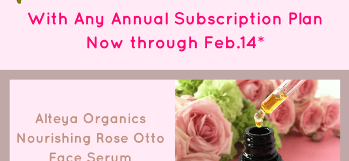 RosePost Deal: Get a Free Gift With Any New Annual Subscription Plan!
