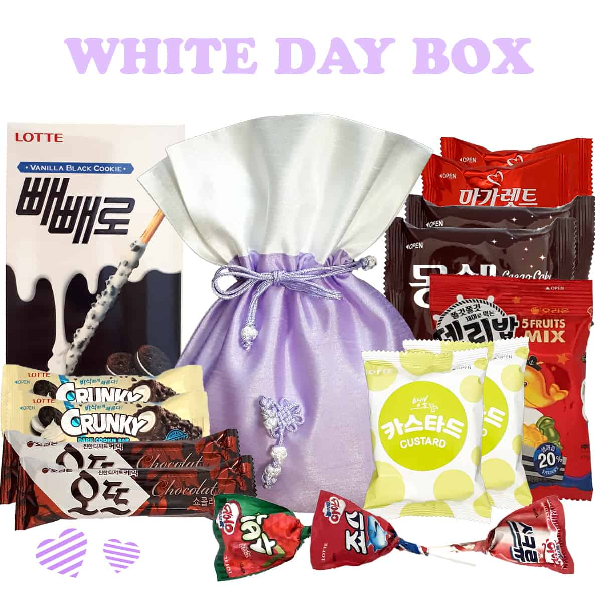 Korean Snacks Box March 2018 FULL Spoilers + Coupon!