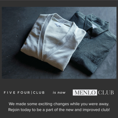 Menlo Club Coupon: First Month $30 + Free Shades – Save 50%